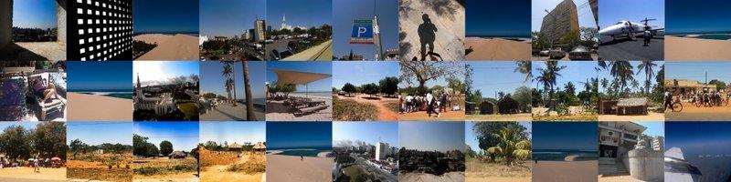 Mosambik, Österreich und der Fußball