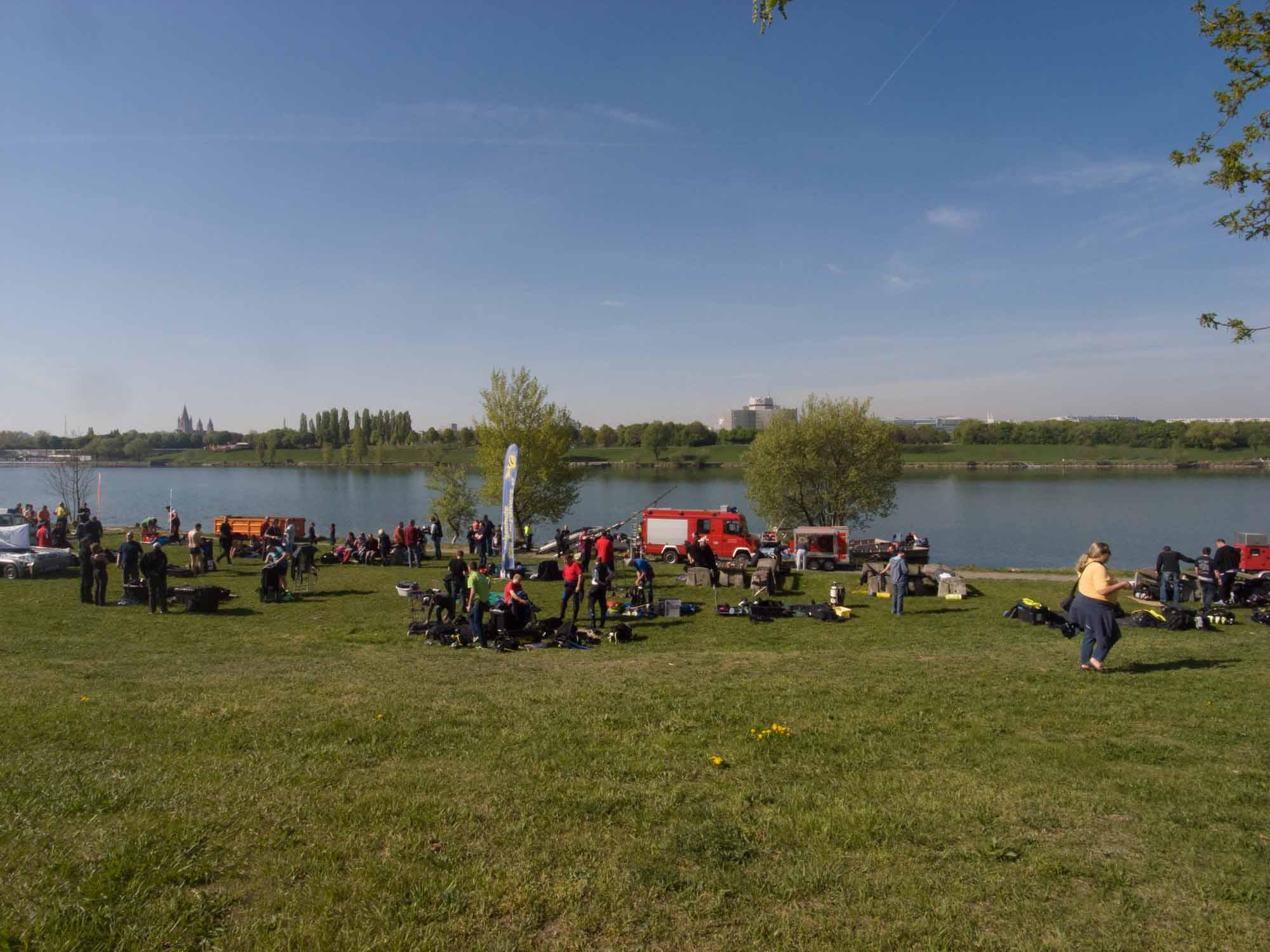 Reinigung_Neue_Donau