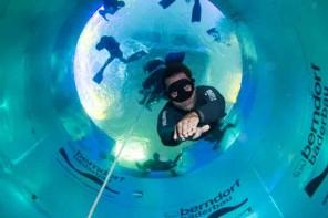 Freitauchen mit Christian Redl und der Dive Company.