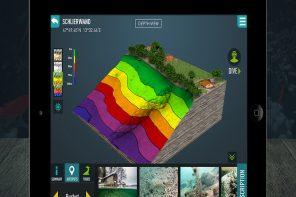 Tauchplatzkarten in 3D von Ocean Maps