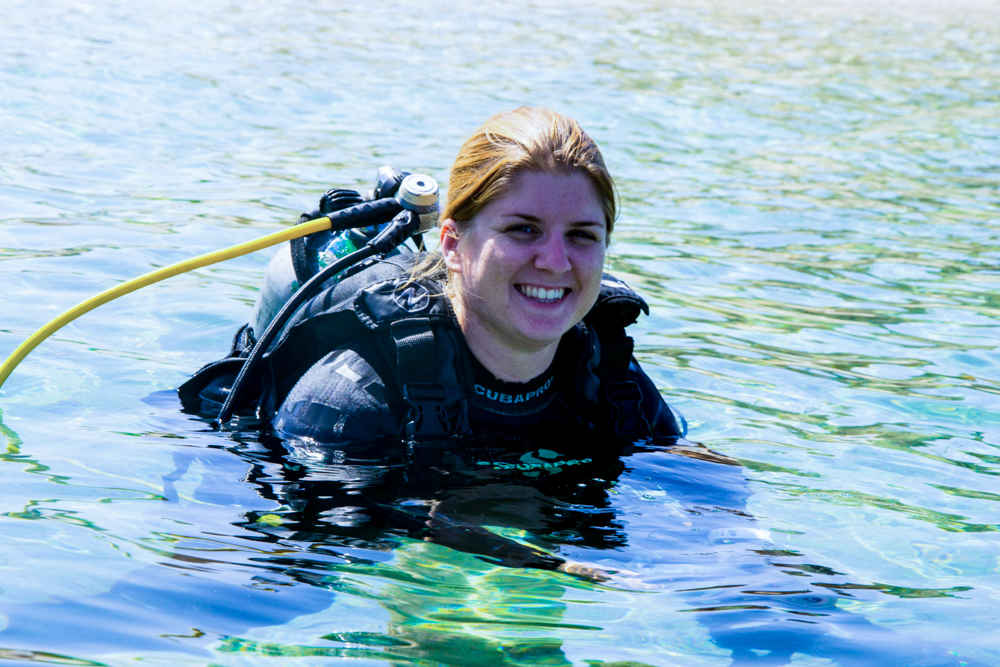 Red Sea Diving Safari Sarah O'Gorman