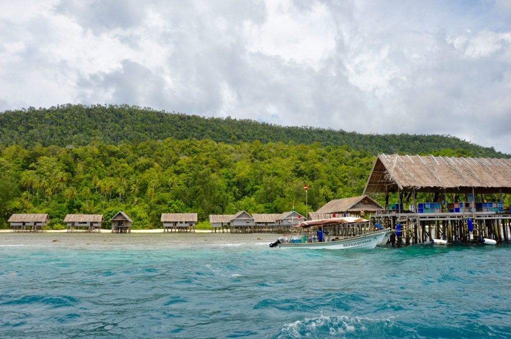 Raja Ampat Kri Eco Resort