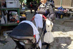 Klartext: Reisen mit Kindern ist anders.