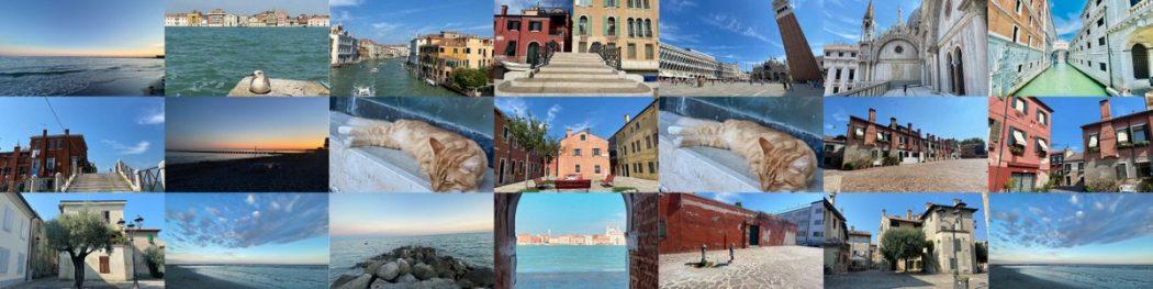 Familienurlaub in Grado und Venedig