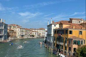 Hauptsache Meer: Urlaub in Grado, Italien.