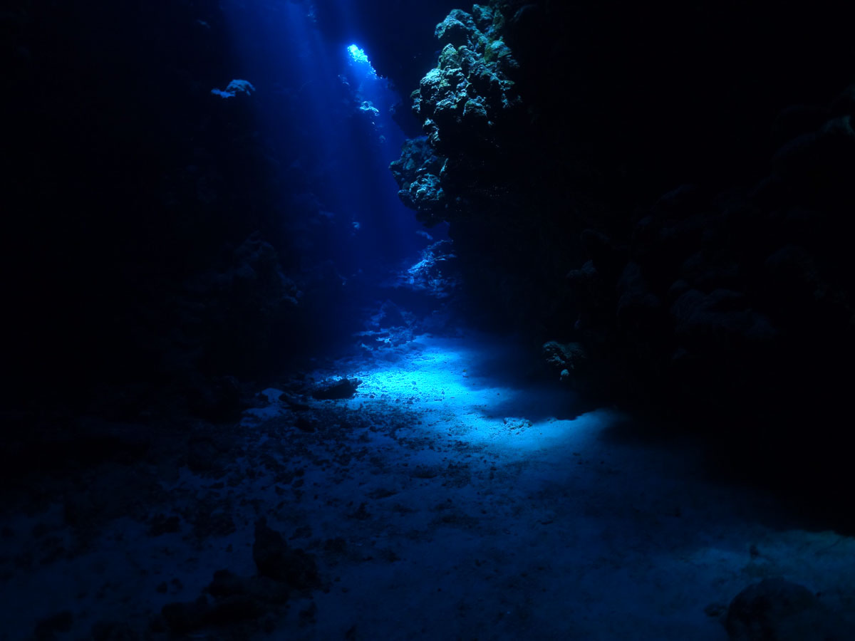 Lahami Bay Rotes Meer